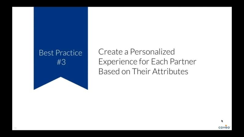 If you're like most companies, your growth is heavily reliant on a successful partner and alliance network. They're an extension of your sales teams and help accelerate business when properly equipped with the right content and tools to sell. Watch this webinar replay to learn best practices followed by successful partner communities.