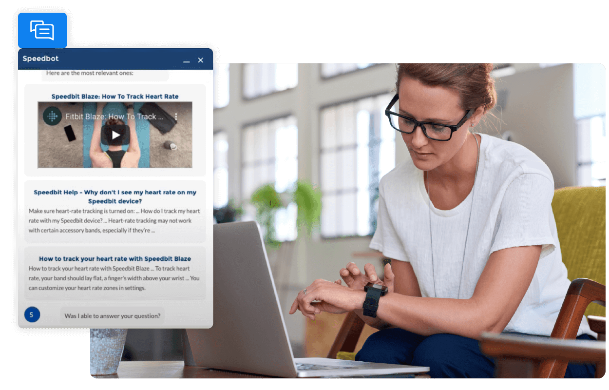 Serve up better recommendations with AI customer service chats