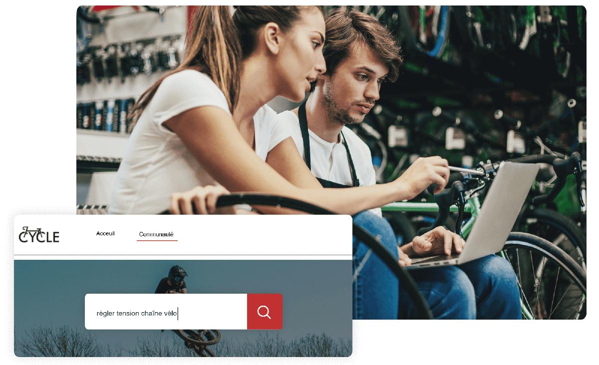 Service feature